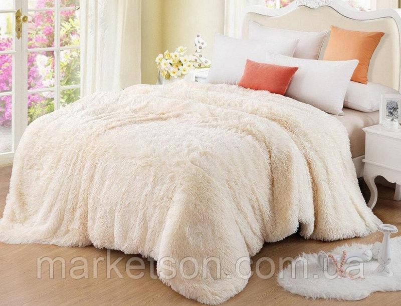 Одеяло с ворсом
