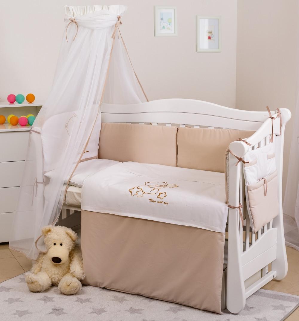 Детская постель Twins Dolce Loving bear D-009