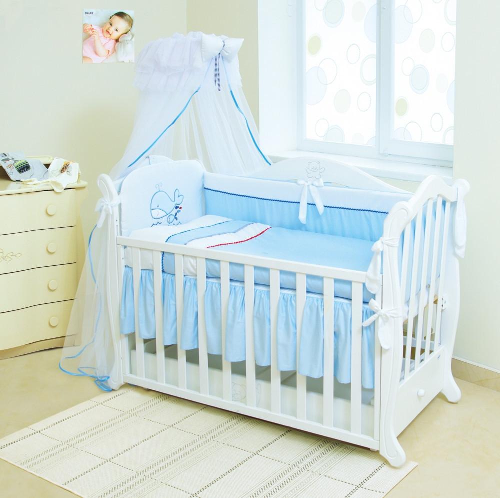Детская постель Twins Evolution Swimy А-022