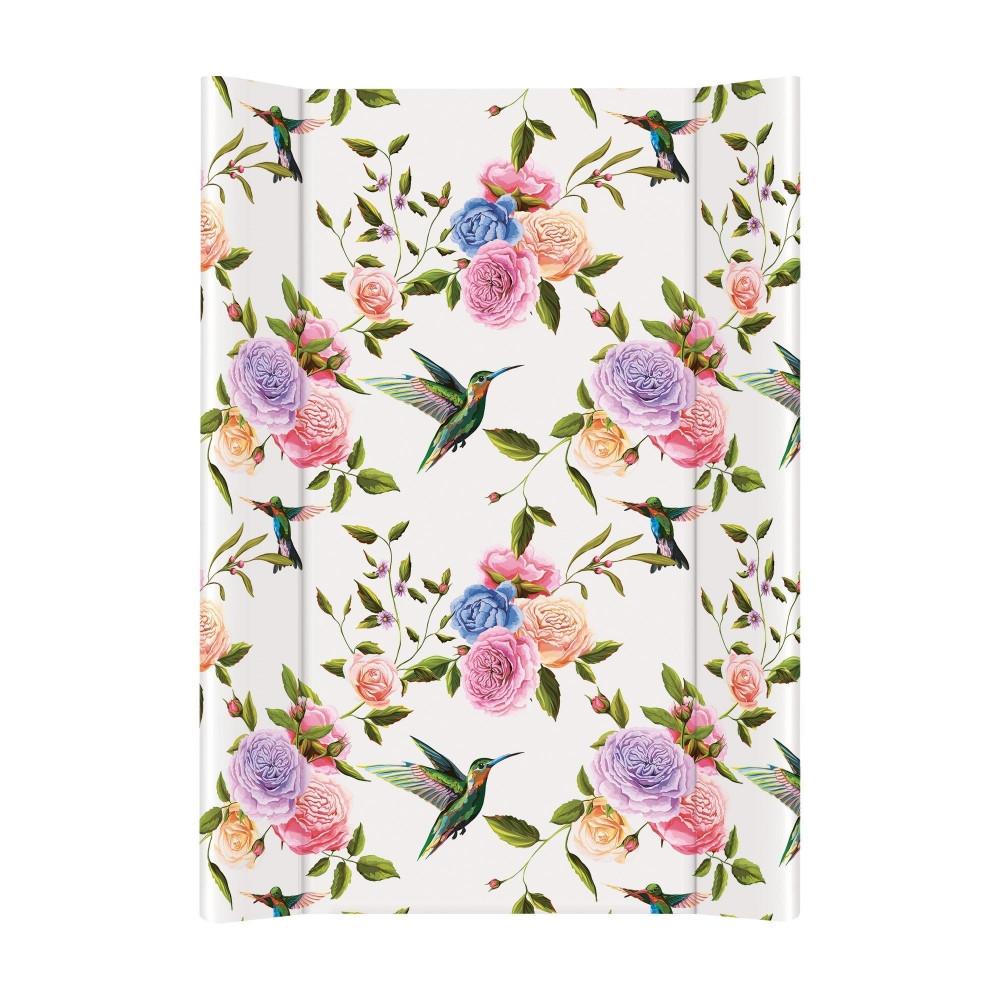 Пеленальная дошка Ceba Baby Flora & Fauna /80/ Flores