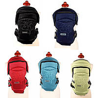 Рюкзак для переноски детей Womar Zaffiro №15 (слинги, кенгуру, кенгурушки, эргорюкзаки, вомар) [5 цветов]