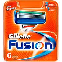 Gillette Fusion кассеты. Оригинал