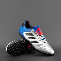 Обувь для футбола (сороканожки)  Adidas Copa Tango 18.4 TF, фото 1
