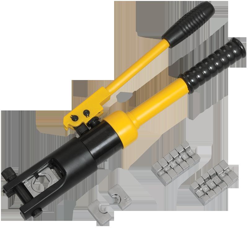 Пресс гидравлический ручной ПГР-120 IEK (TKL10-002)