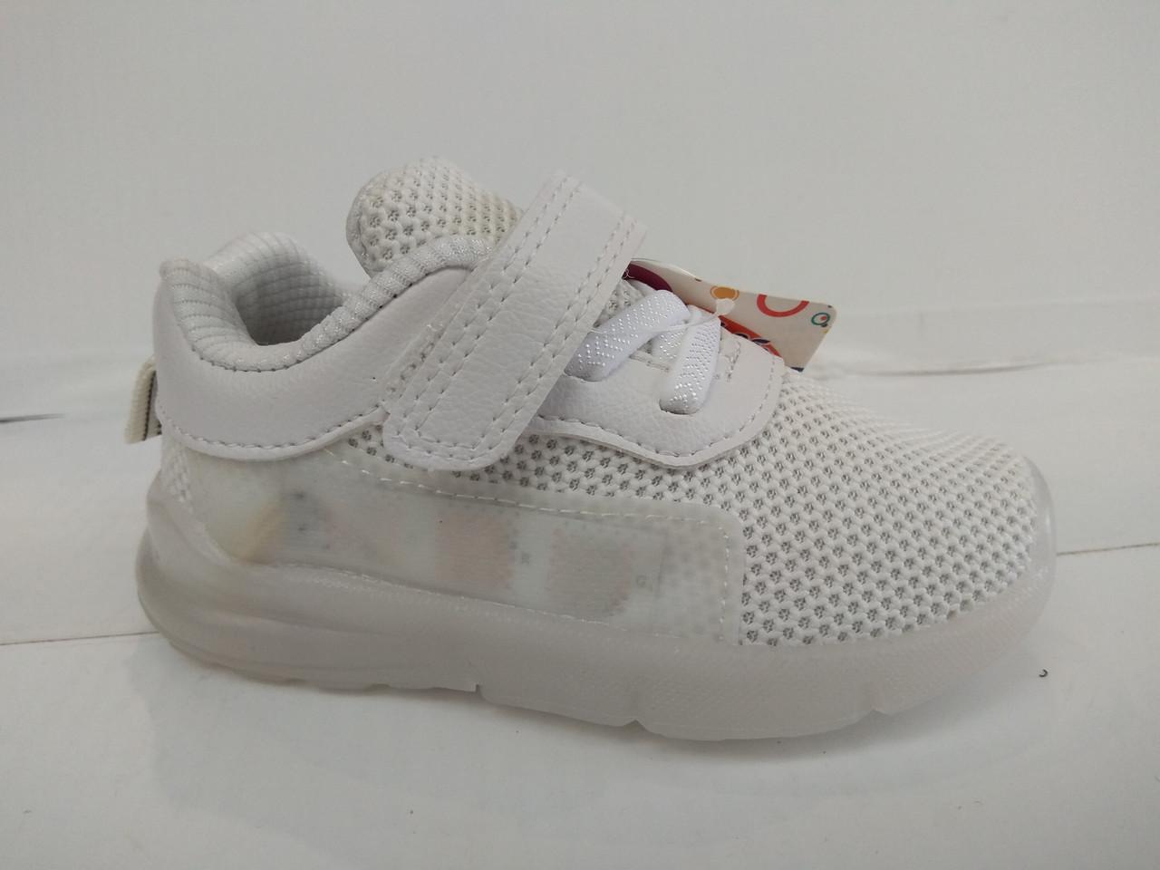 5acc56ffe Детские LED кроссовки оптом Jong.Golf A2420-7 (р.21-26) : продажа ...