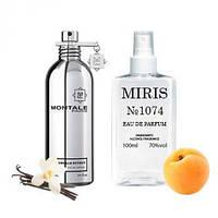 Духи MIRIS №1074 Montale Vanilla Extasy Для Женщин 100 ml