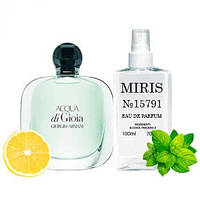 Духи MIRIS №15791 Armani Acqua di Gioia Для Женщин 100 ml