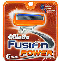 Gillette Fusion Power кассеты. Оригинал.(цена за 1шт.)