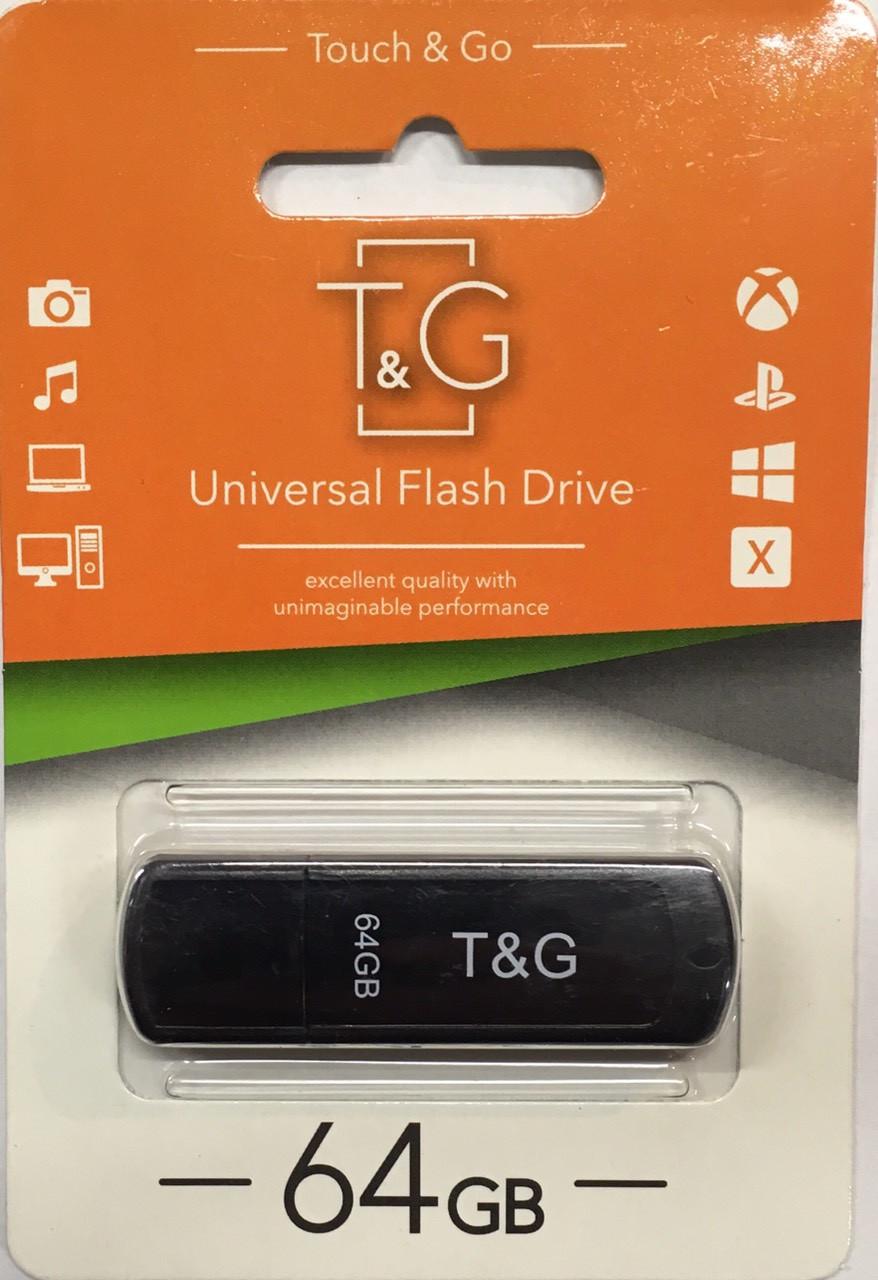 Флешка USB T&G 64GB Univirsal Flash Drive USB 2.0
