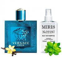 Духи MIRIS №22197 Versace Eros Men Для Мужчин 100 ml