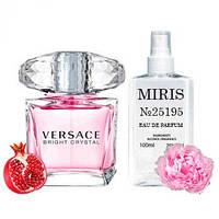 Духи MIRIS №25195 Versace Bright Crystal Для Женщин 100 ml
