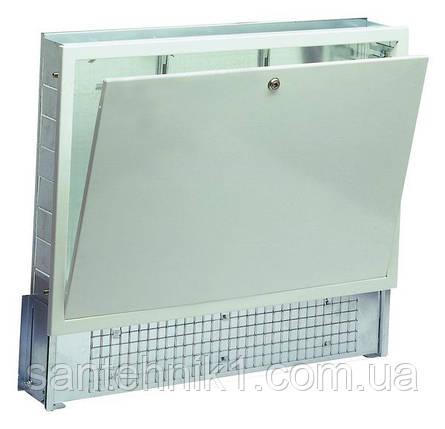 Шкаф коллекторный для теплого пола, отопления, фото 2