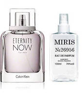 Духи MIRIS №26956 Calvin Klein Eternity Now For Men Для Мужчин 100 ml