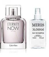 Духи MIRIS №26956 Calvin Klein Eternity Now For Men Для Мужчин 100 ml