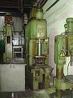 П6328Б - пресс гидравлический, усилием 63 тонны б/у.