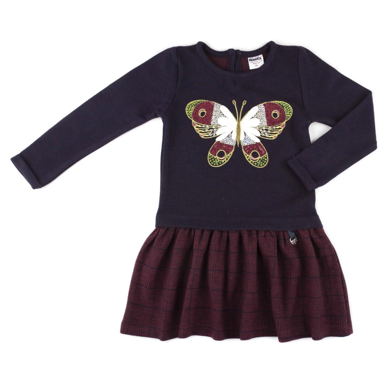 185633e07c1 Платье WANEX с бабочкой 92 98 104 116 122