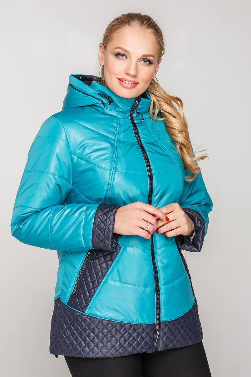 Куртка женская димисезонная с 52 по 62 размер