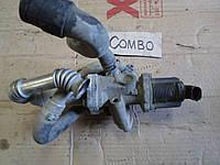 Радиатор охладитель EGR Опель Комбо 1.3 CDTI,  5851048, 5851601