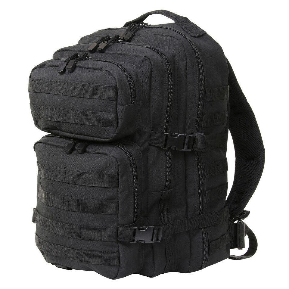 Рюкзаки Assault  Sturm Mil - Tec, 36 літрів. Black