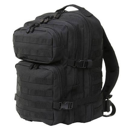 Рюкзаки Assault  Sturm Mil - Tec, 36 літрів. Black, фото 2