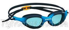 Очки для плавания BECO детские 9930 76 сине-темно-синие
