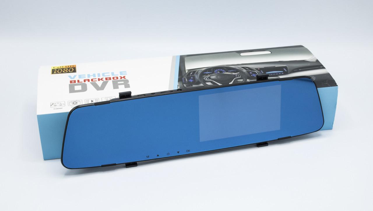 Зеркало регистратор + камера заднего вида Blackbox DVR 853 Видеорегистратор-зеркало регистратор в авто