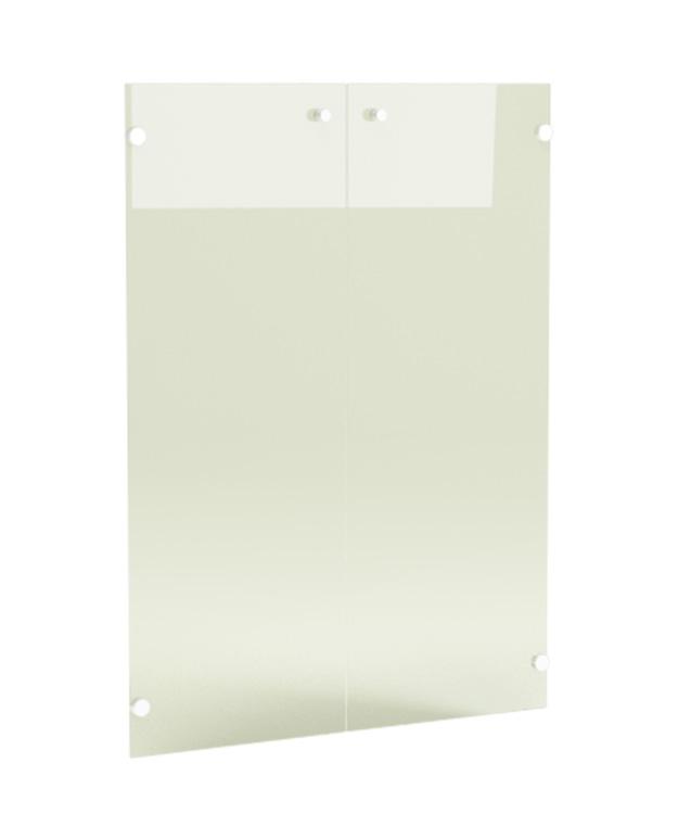 Стеклянные двери BZ-822
