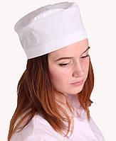 Медицинская шапочка на резинке коттон
