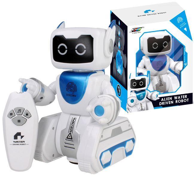 Радіокерований водяній Робот K11 (світло, звук)
