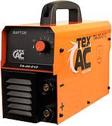 Сварочный аппарат Tex-AC ТА-00-010 инверторного типа MMA 250