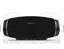 Беспроводная портативная колонка Hopestar H27 (FM/3D Stereo/10W/Original) Чёрная
