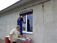 Установка дверей и окон