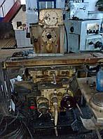 6Р81, 6Р82 Станок горизонтальный консольно-фрезерный с поворотным столом, фото 1