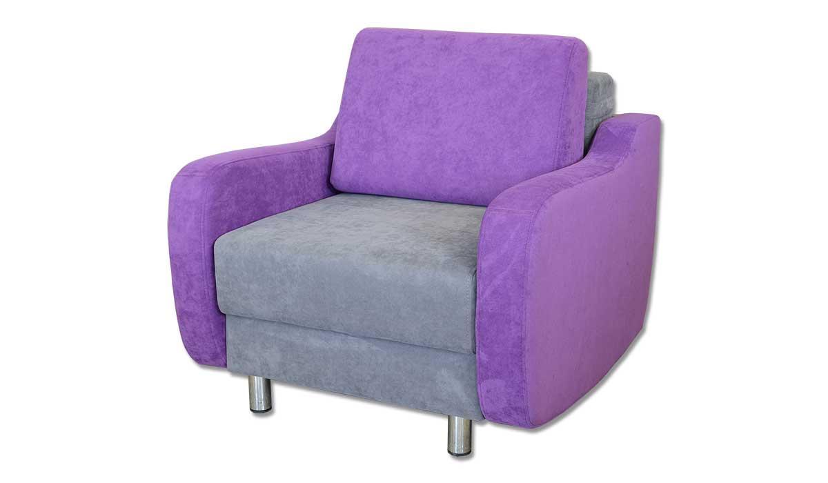 Кресло мягкое, раскладное Аскольд, модерн. Под заказ
