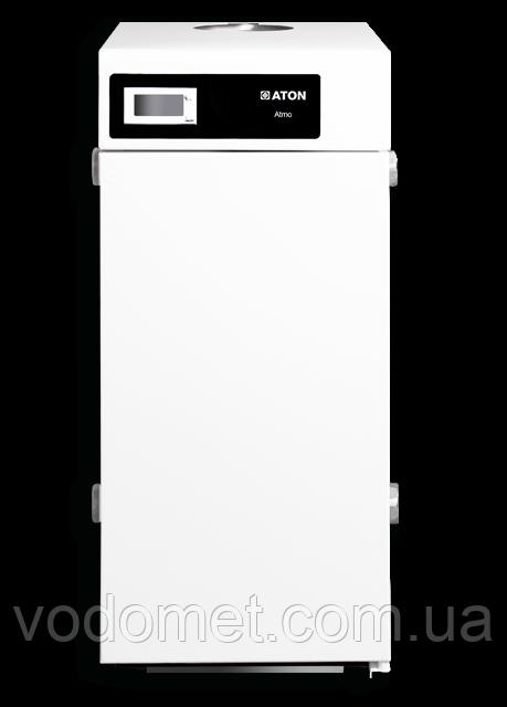 Напольный дымоходный газовый котел ATON Atmo 25E