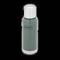 Классический термос без ручки Stanley Adventure 0.75 л зеленый