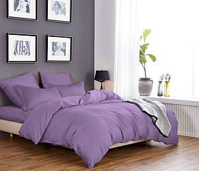 Однотонное постельное белье сатин люкс