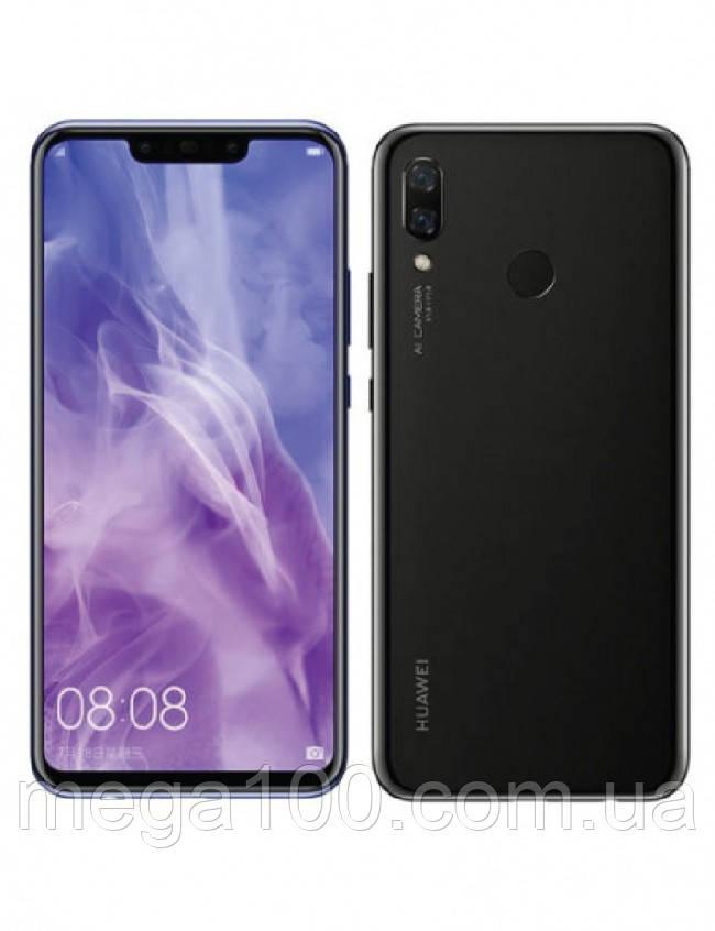 Смартфон Huawei Nova 3i черный (экран 6,3 дюймов, памяти 4/128, емкость батареи 3340 мАч)