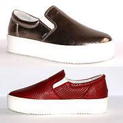 Классическая обувь Steel