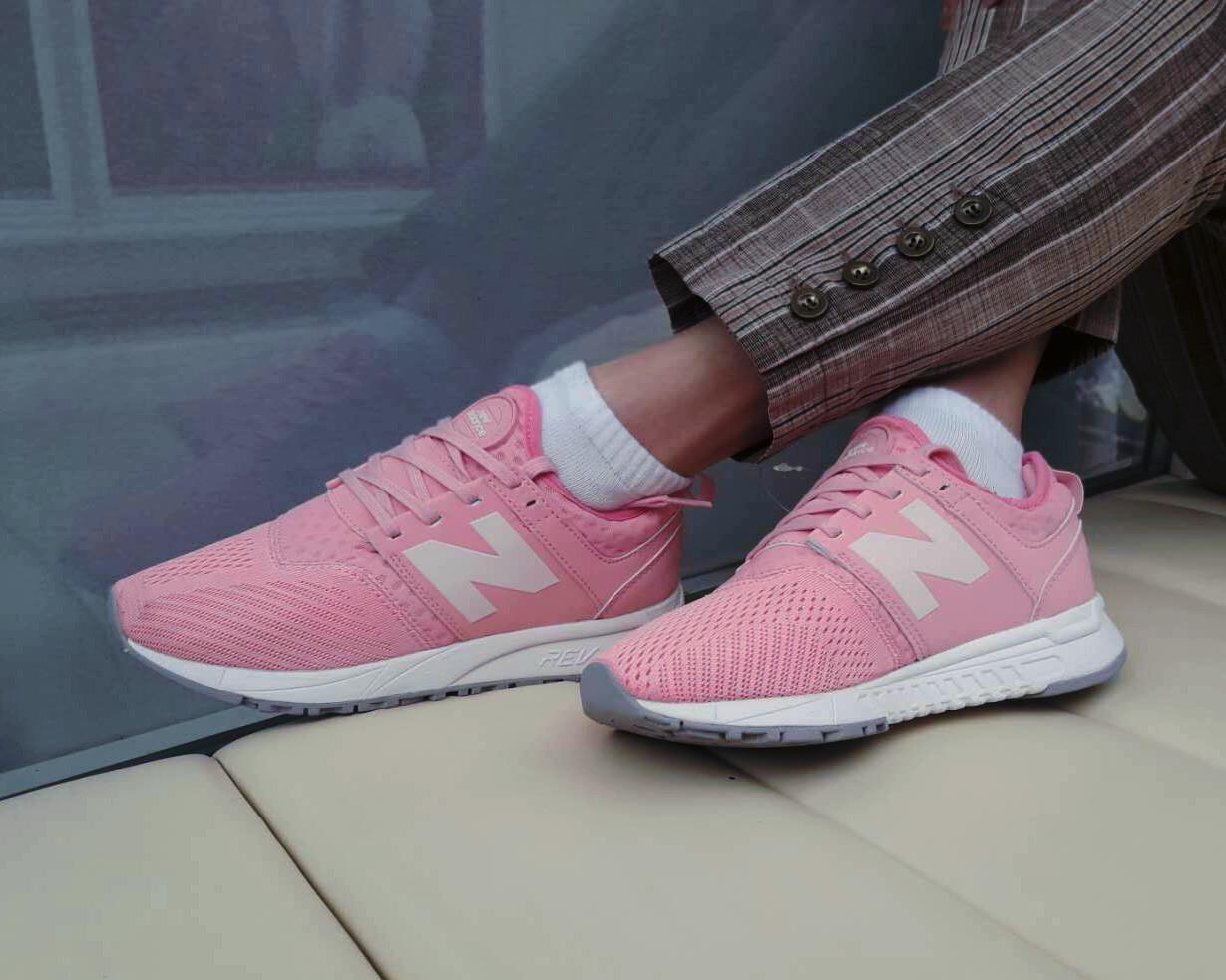 Жіночі Кросівки New Balance Classic 247 Pale Pink — в Категории ... e2dfc65f70