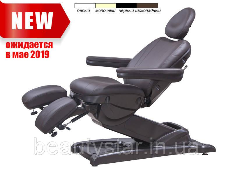 Педикюрное кресло для педикюра модель 3872-2M (2 мотора)