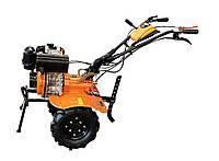 Мотокультиватор дизельний Forte 1050S з колесами, культиватор 5 л. с. з шестерним редуктором і заднім ходом
