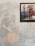 Картина ( раскраска) по номерам ПРЕМИУМ!!! Париж в шарах, фото 2