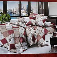Ткани для пошива постельного белья сублимация полик-033
