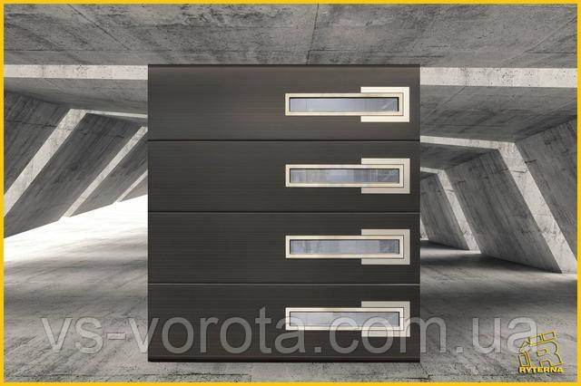 Ворота Ритерна Литва - изготовление автоматических систем для гаража под размер