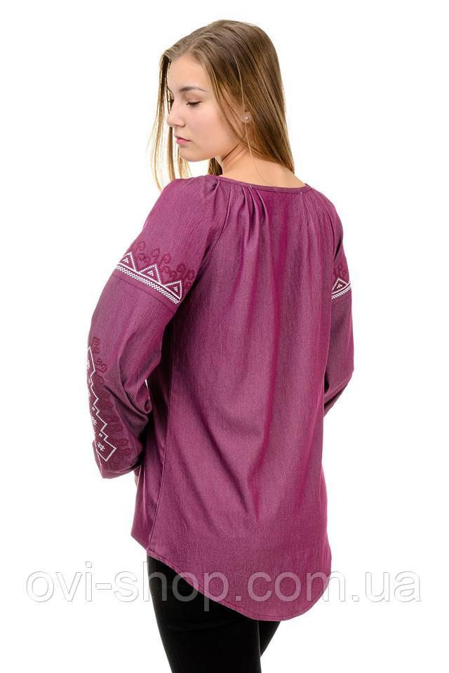 вишита сорочка жіноча