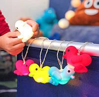 Детский светильник-гирлянда Canar Канарейки, 150 см (ночник-игрушка), фото 1