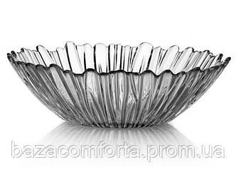 Салатница стеклянная 10513 Pasabahce Aurora 304*130*94мм, фото 2