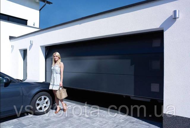Установка ворот и роллет для гаража - монтаж в городе Винница, Ужгород, Чернигов