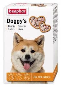 Beaphar Doggy's Mix - витамины для взрослых собак, 180 табл.